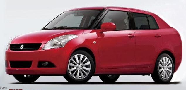 Swift Dzire Car Hire Delhi